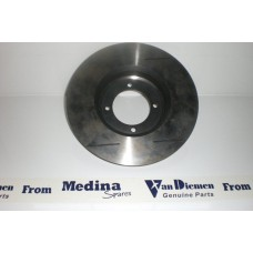 Cast Fixed Brake Disc/Rotor