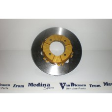Medina Floating Disc Assembly