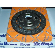 Helix Racing FF1600 Small Spline Clutch Plate .