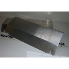 NEW Van diemen RF85- RF89 exhaust heat shield
